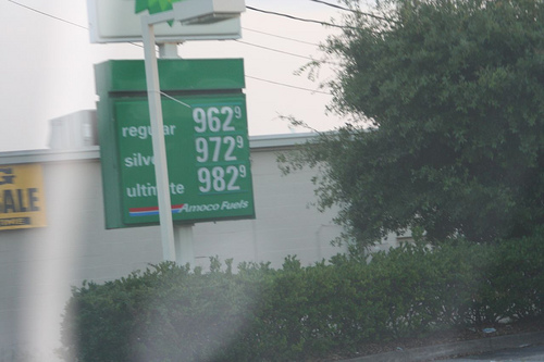 the future of gas prices