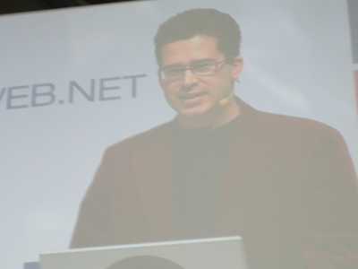 Chris Pirillo LeWeb Paris December 2009